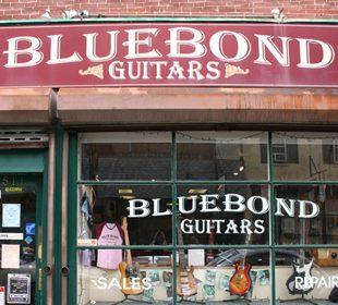 Bluebond Guitars
