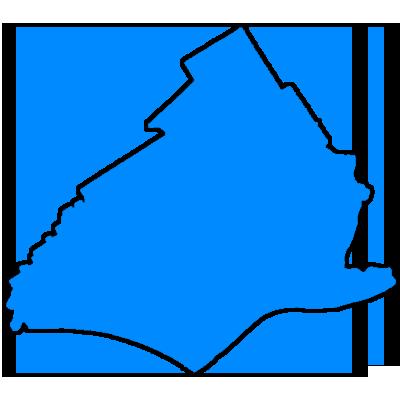 Servicing Delaware County
