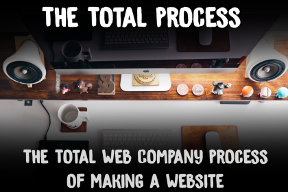 The Total Web Process