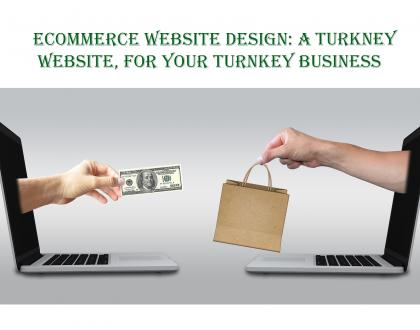 Total Web Design eCommerce Website Design Services