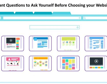 Total Web Company Important Questions to Ask when Choosing Website Design