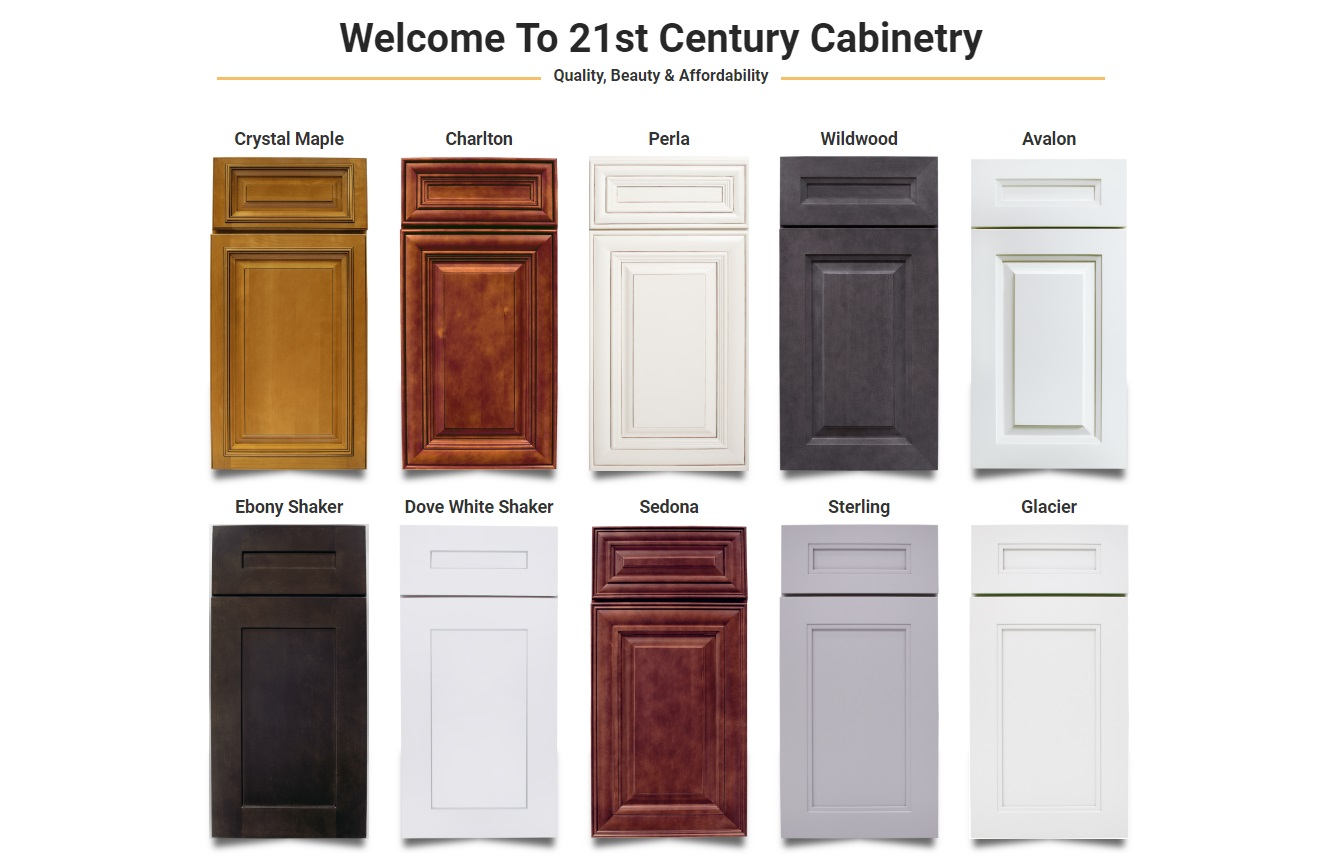 21st Century Cabinetry Cover Photo