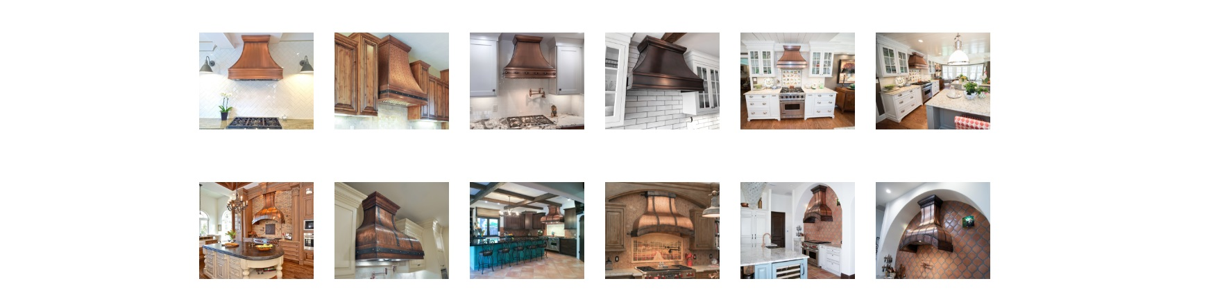 Art of Range Hoods Collection